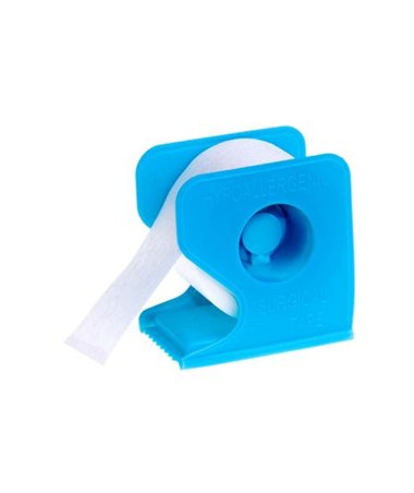Curad Paper Adhesive Tape with Dispenser