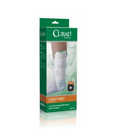 Curad Air Universal Stirrup Ankle Splint