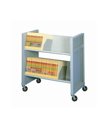 Datum FileCart™ - 2-Shelf Letter/Legal