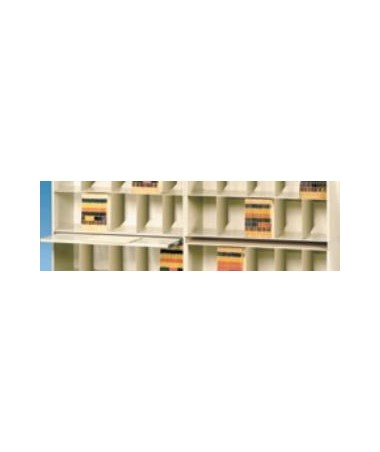 VuStak Spacer for X-Ray Size Shelving with Straight Tiers DATD2418SOS-