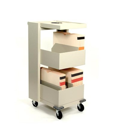 Datum X-Ray Cart - X-Ray Jacket Storage and Transport