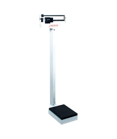 Detecto Eye-Level Weigh Beam Physician Scale DET437-