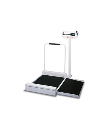 Stationary Wheelchair Scale DET495-