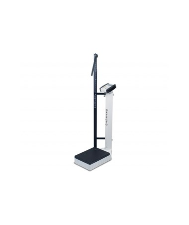 Waist-High Physician Scales with Height Rod DET6129