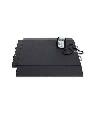 Portable Low Profile Wheelchair Scale DET6400