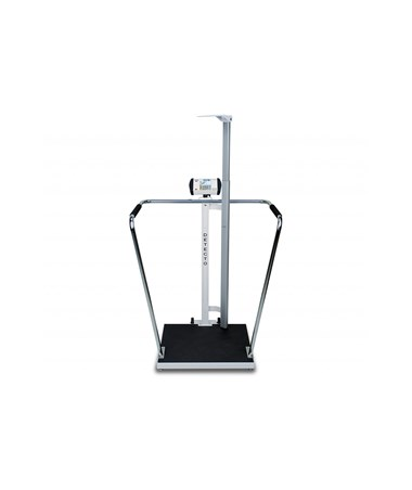High Capacity Height Rod Scale DET6857DHR
