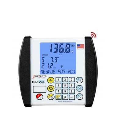 MedVue Medical Weight Analyzer