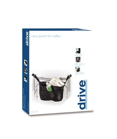"""Drive 10258l-1 Carry Pouch for Walker - Box"""