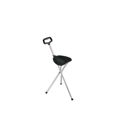 """Drive 10365 Folding Lightweight Cane Seat - Non-Adjustable Height"""