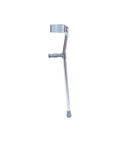 Drive Medical Youth Aluminum Forearm Crutches