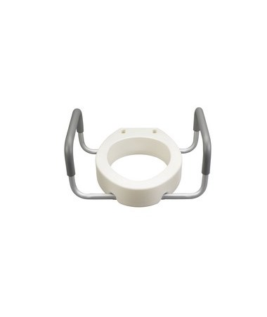 Drive 12403 Premium Raised Toilet Seat