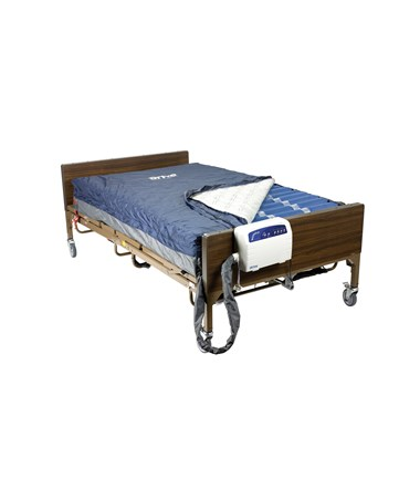 Drive 14048 Med-Aire Plus Bariatric Alternating Pressure Mattress Replacement System