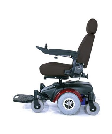 Image EC Power Chair, Side View