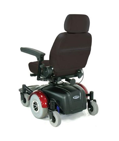 Image EC Power Chair, Rear View