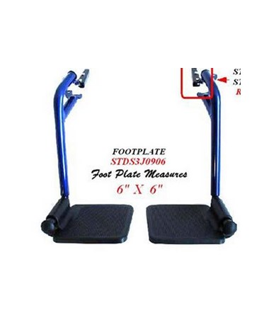 Footrest for ATC19 Transport Chair DRIATCFSL