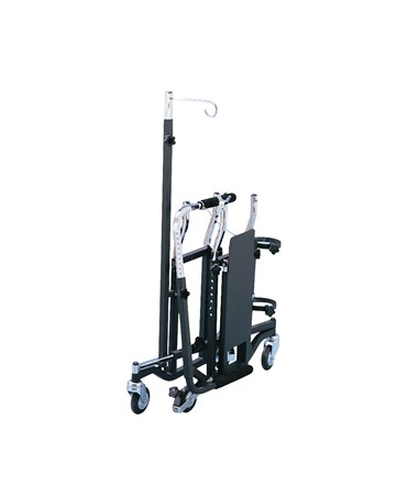 """Wenzelite CE OBESE XL Bariatric Obese X-Large Anterior Safety Roller - Folding"""