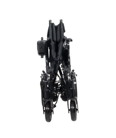 """Drive Cirrus Plus EC Folding Power Chair, Folded"""