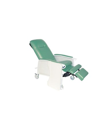 """Drive D574-J 3 Position Geri Chair Recliner, Jade"""