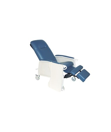 """Drive D574-BR 3 Position Geri Chair Recliner, Blue Ridge"""