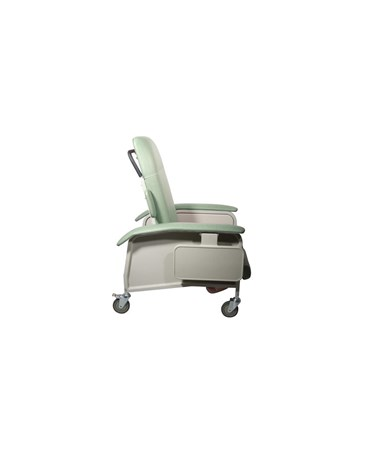 """Drive D577-J Clinical Care Geri Chair Recliner, Jade"""