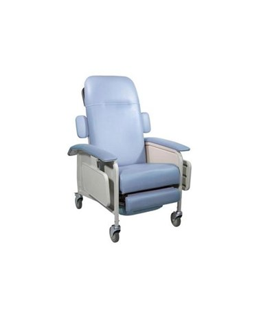 Clinical Care Geri Chair Recliner DRID577-BR