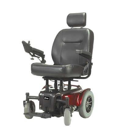 Medalist Heavy Duty Power Wheelchair DRIMEDALIST450BL22CS-