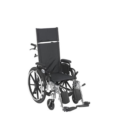 """Drive Viper Plus Light Weight Reclining Wheelchair"""