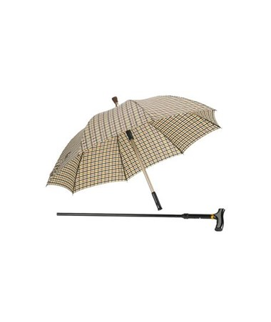 Umbrella Cane, Open
