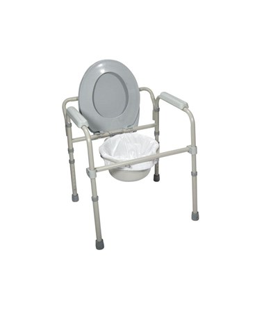 """Drive RTL12085 Sanitary Bag Commode Liner"""