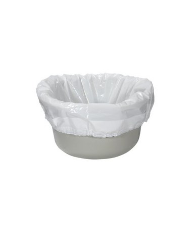 Commode Pail Liner DRIRTL12085