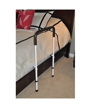 """Drive 15063-ADJ Adjustable Height Home Bed Assist Handle"""