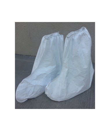 White Tyvek TY Boot Cover DUPTY454SWH