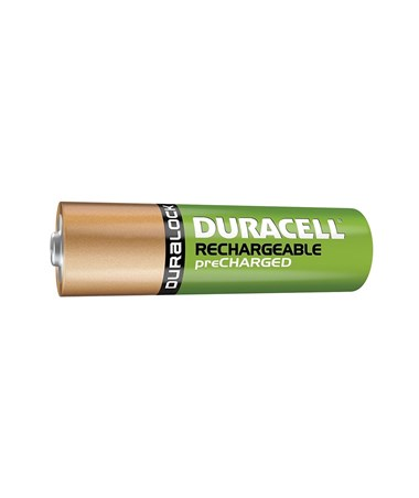 AA Rechargeable Pre-Charged NiMH Battery