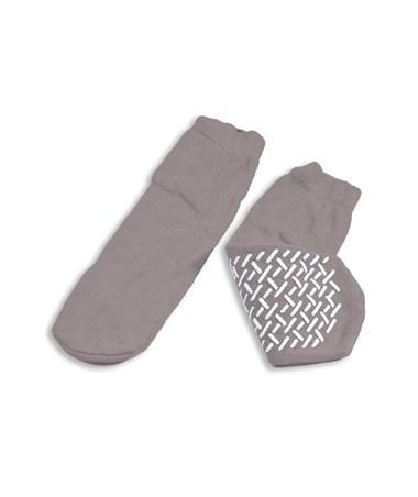 Dynarex #2184 Slipper Socks, 2XL, Grey 48/case