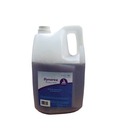 Dynarex #4851 Perineum Wash, 1 gallon, 4 per case