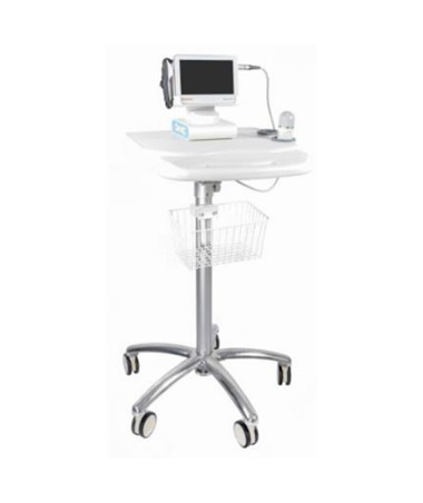 EDACart_HD3 - Mobile Cart for Caresono HD3 Bladder Scanner - with Scanner