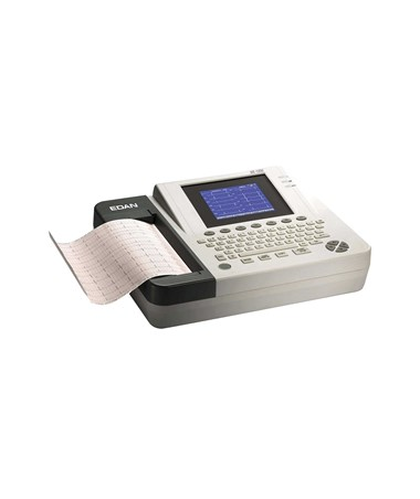 12-Channel ECG Machine EDASE-1200ExpressBasic-