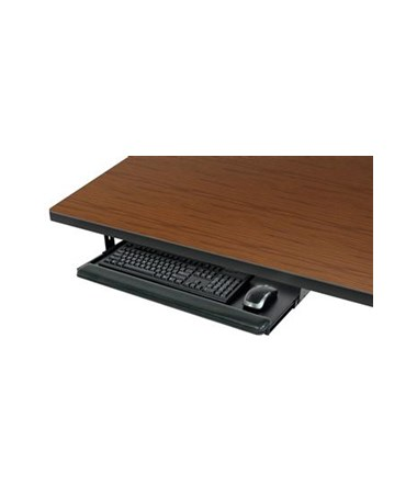 ESI Rectangular Keyboard Drawer Slide (Mouse and keyboard not included)
