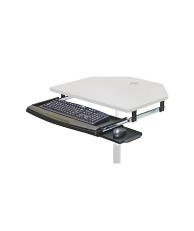 ESI Slide-Out Mouse Keyboard Drawer Slide (Mouse and Keyboard not included)