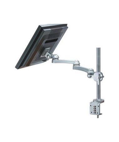 """01 Series Moniter Arm - Single Monitor, Desk Clamp"" ESIMRFS01DC"