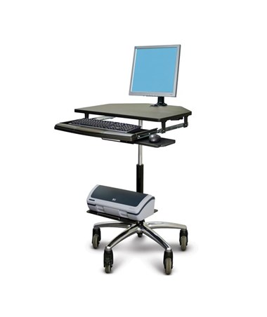 ESI Workstation on Wheels Customized