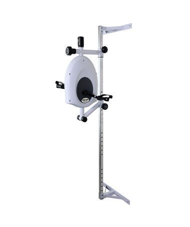 Magneciser Pedal Exerciser with Height Adjustable Wall Mount Bracket FEI10-0716