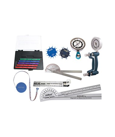 8-Piece Standard Hand Evaluation Set FEI12-0128