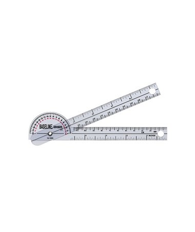 180 Degree Pocket Plastic Goniometer FEI12-1005-