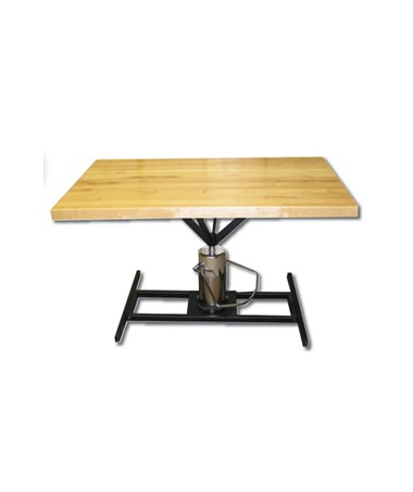 Rectangular Hi-Lo Wooden Work Treatment Table FEI15-3310-