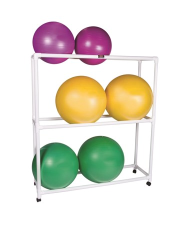 PVC Ball Rack - Mobile Floor FEI30-1832