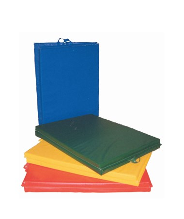 Center-Fold Exercise Mat with Handle FEI38-0200-