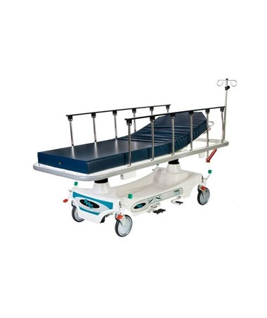 Mobilecare Hospital Stretcher with Pneumatic Backrest FHC-7101-