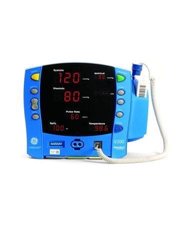 Carescape® V100 Vital Signs Monitor GEH2038172-001-261292-