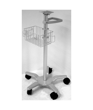 5-Wheel Rolling Stand for Dash/Eagle 3000 Vital Monitors GEH900276-011